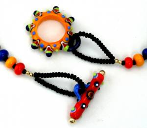 Beads - Glass Toggles