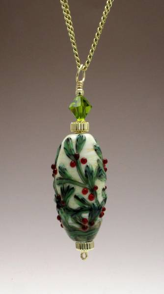 Winterberry Pendant