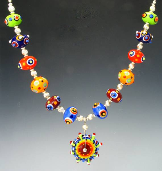 Summer Brights Necklace