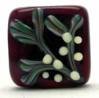 Mistletoe Series Large Tile