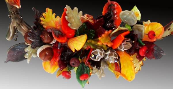 Memories of Autumns Past (Detail)