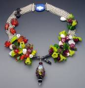 Convergence: Contemporary Jewelry Design with Art-Glass Beads (2009) Cover